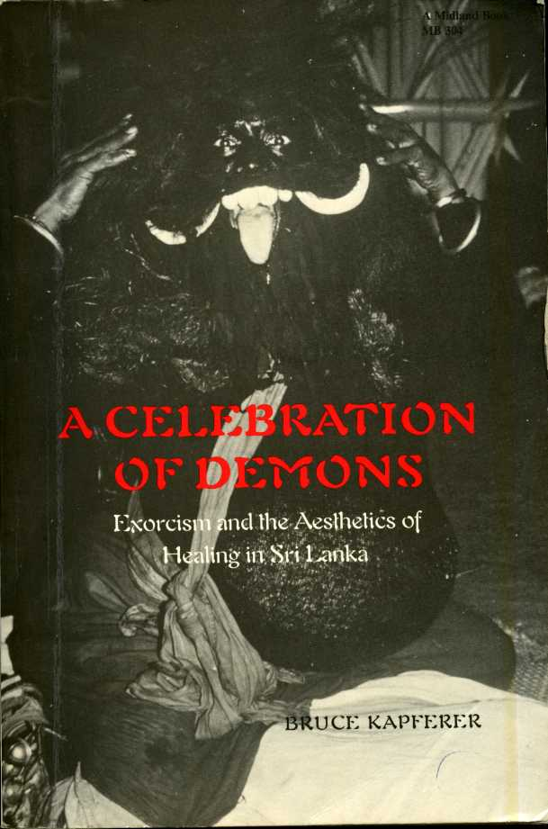 Copertina di A celebration of demons